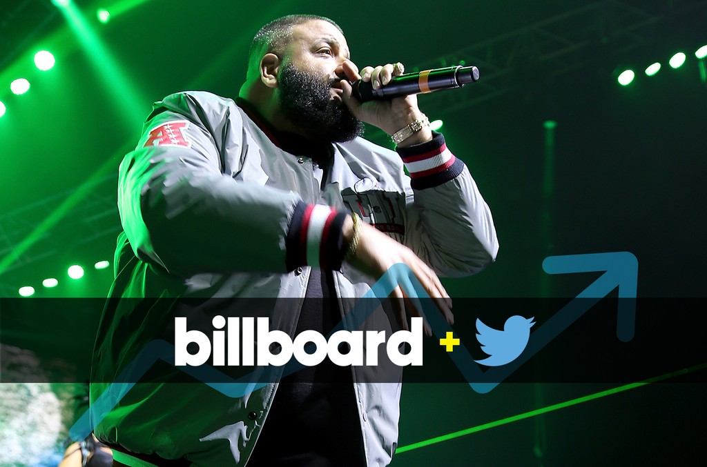 DJ Khaled performs at the Maxim Super Bowl Party on Feb. 4, 2017 in Houston.