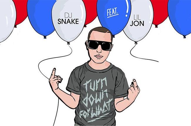 DJ Snake and Lil Jon