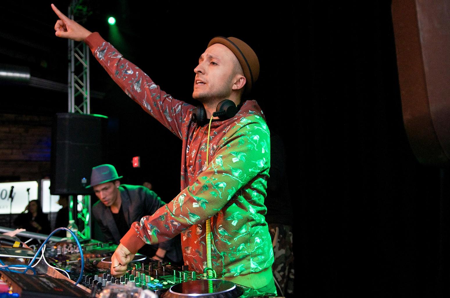 DJ Vice in 2013