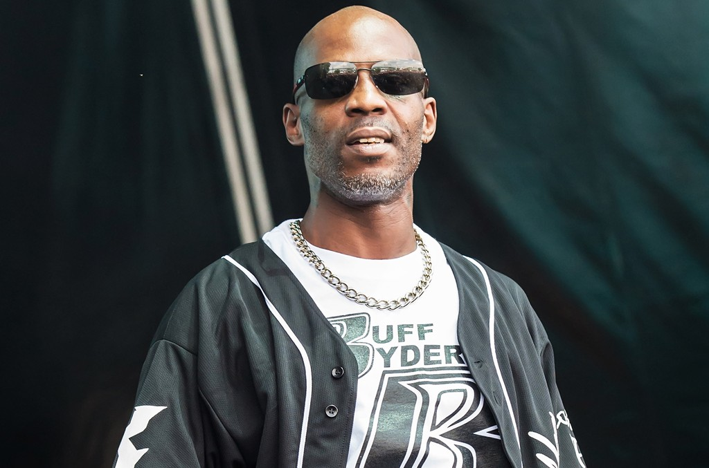 DMX performs in 2016