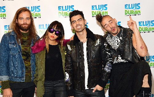 """DNCE visit """"The Elvis Duran Z100 Morning Show"""" a"""