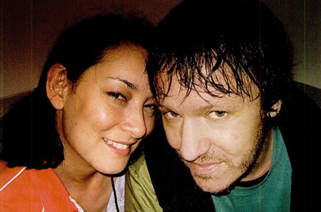 Elliott Smith and Girlfriend