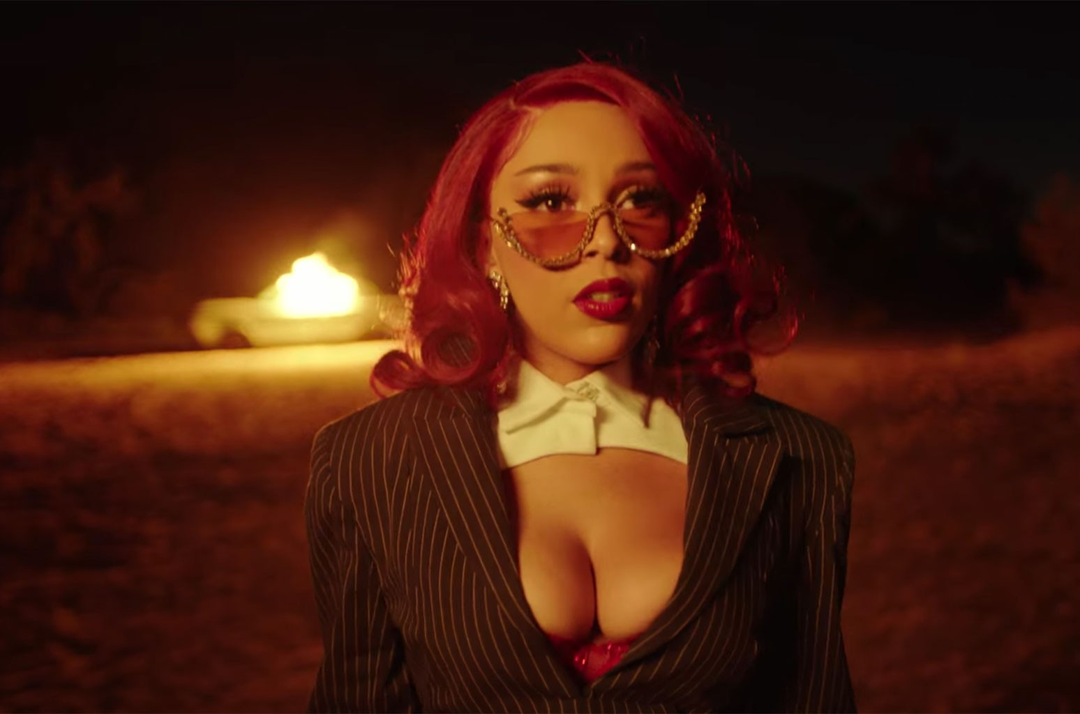 DOJA CAT REVEALS SHE CAME THIS CLOSE TO DEATH - ALMOST