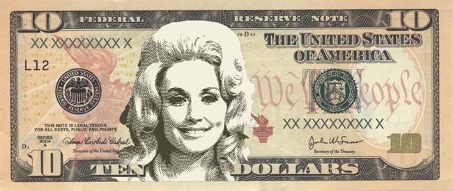 dolly parton  $10 bil 2015