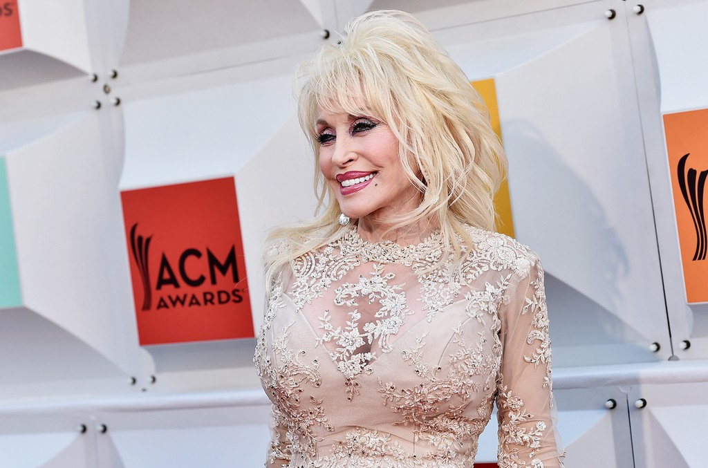 Dolly Parton attends the 51st Academy of Country Music Awards