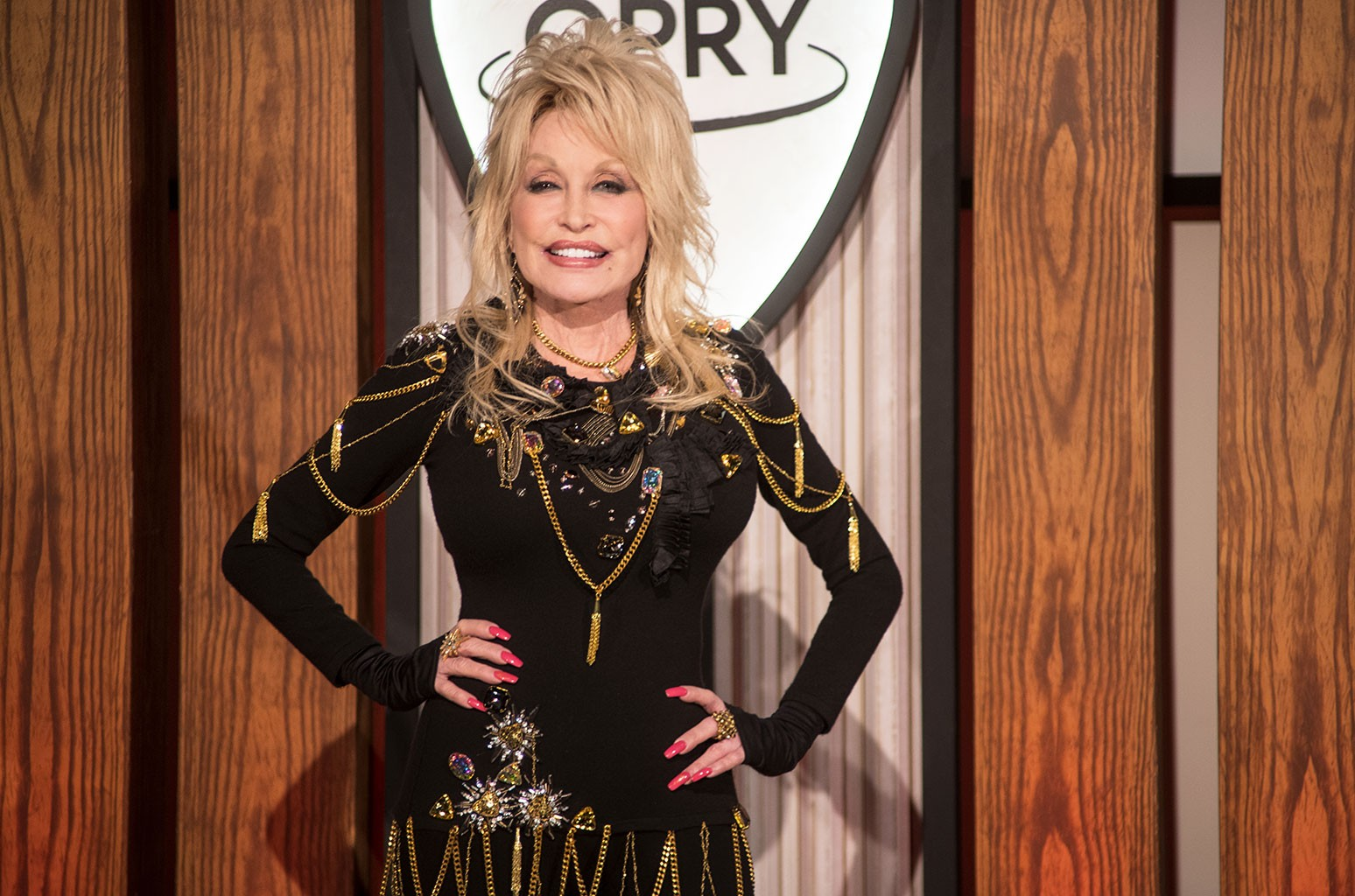 Dolly Parton Grand Ole Opry