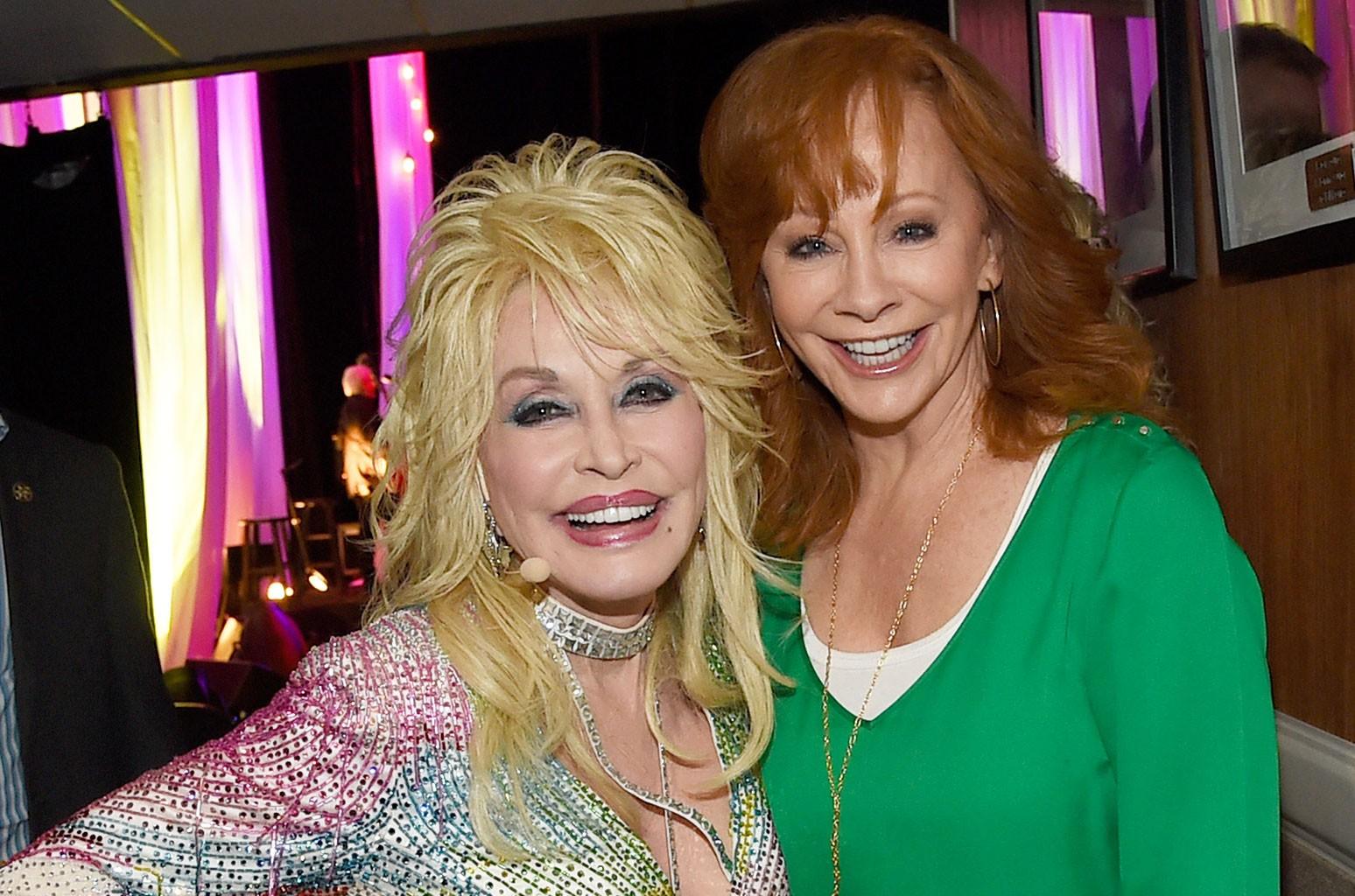 Reba McEntire Dolly Parton