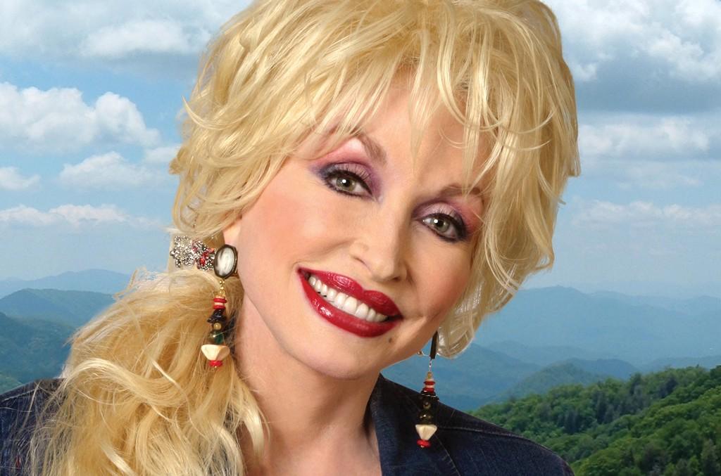 Dolly Parton in Smoky Mountains Rise Telethon