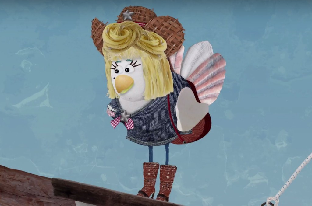Dolly Parton voices a character on Lily's Dritftwood Bay on NBCUniversal's Sprout