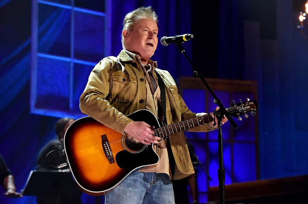 Don Henley performs at the 14th annual Americana Music Association Honors and Awards Show at the Ryman Auditorium on Sept. 16, 2015 in Nashville, Tenn.