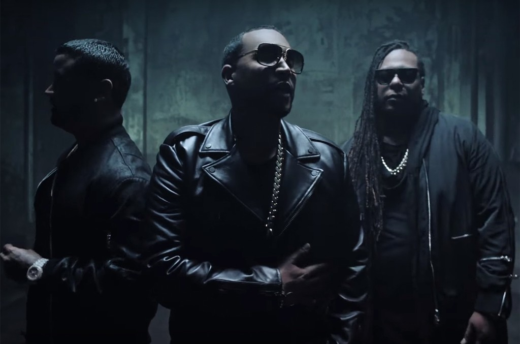 """Don Omar's video for """"Te Quiero Pa'Mi"""" featuring Zion & Lennox."""