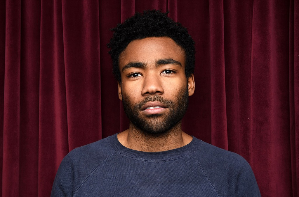 Donald Glover photographed in 2015