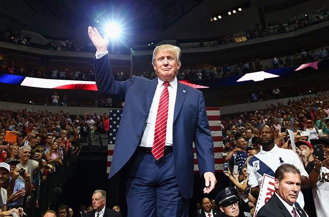 Donald Trump 2015
