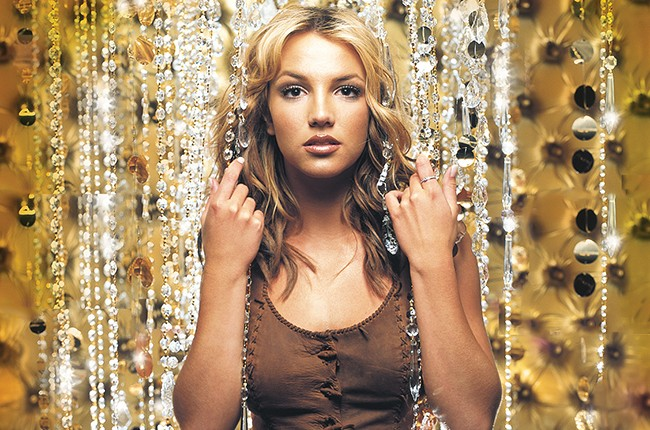 Britney Spears Oops...I did It Again