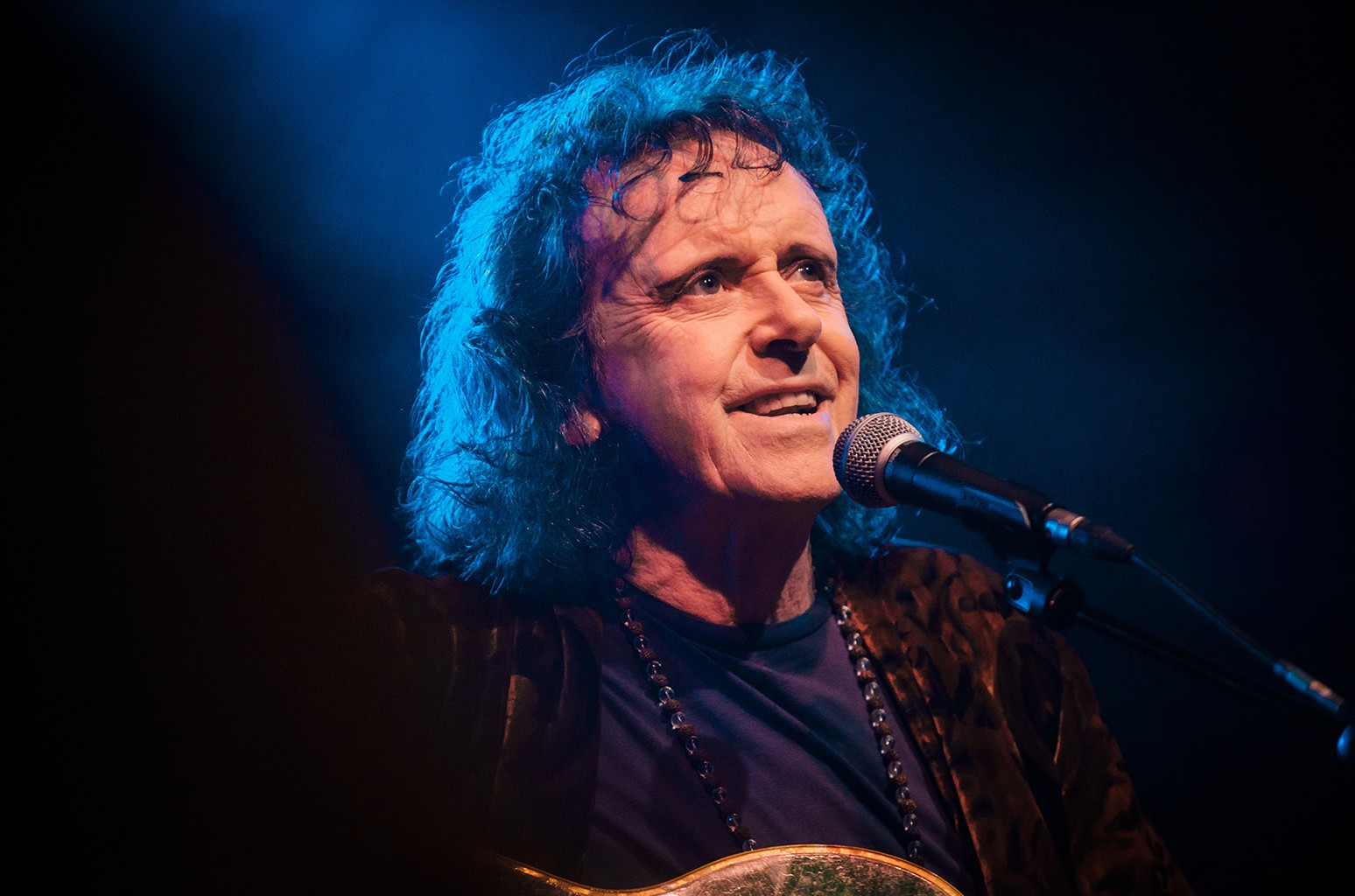 Donovan performs in 2015