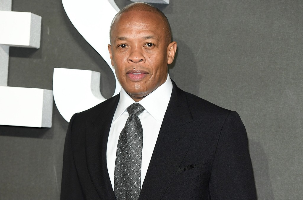 Dr. Dre's Wife of 24 Years, Nicole Young, Files for Divorce