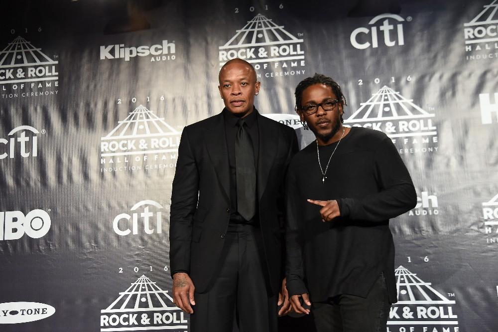 Dr. Dre & Kendrick Lamar