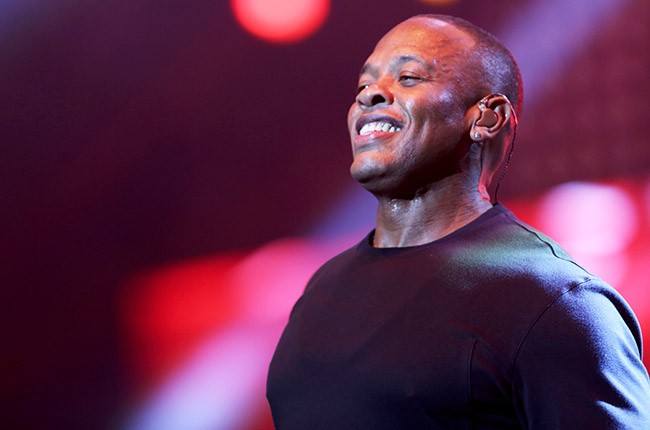 Dr. Dre performs during the 2013 BET Experience at Staples Center on June 29, 2013 in Los Angeles.