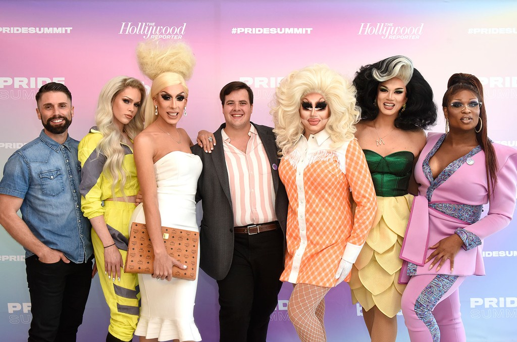 """""""Drag & Music: From Drag Race to the Top of the Charts"""" Panelists"""