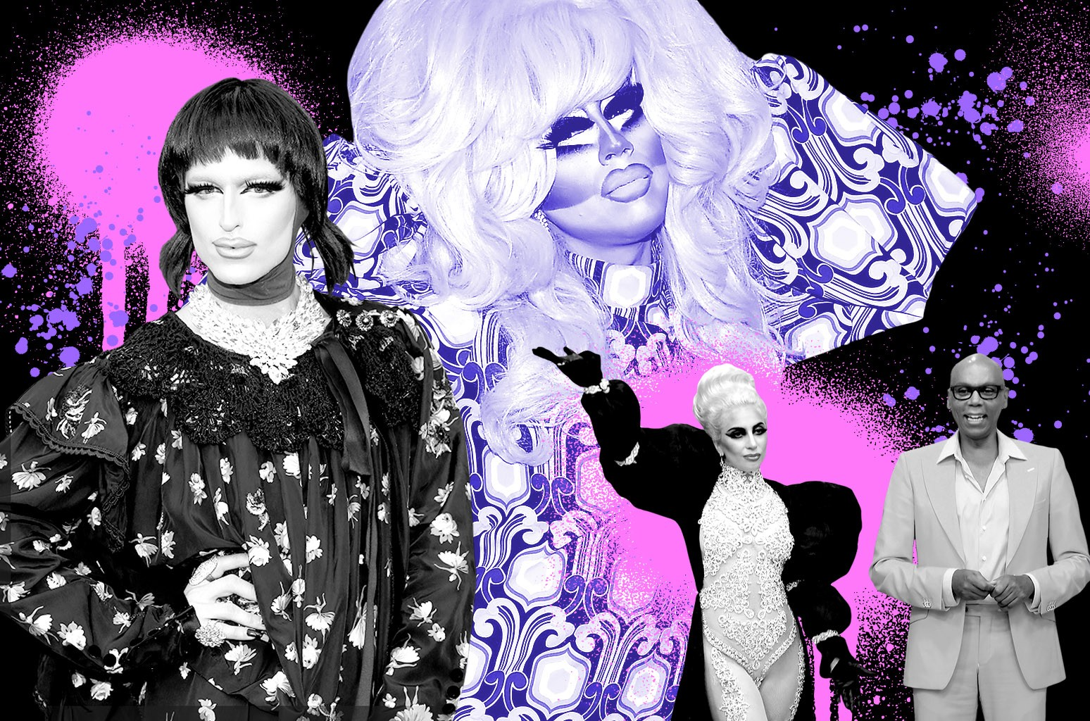 Drag Queens Year End 2017
