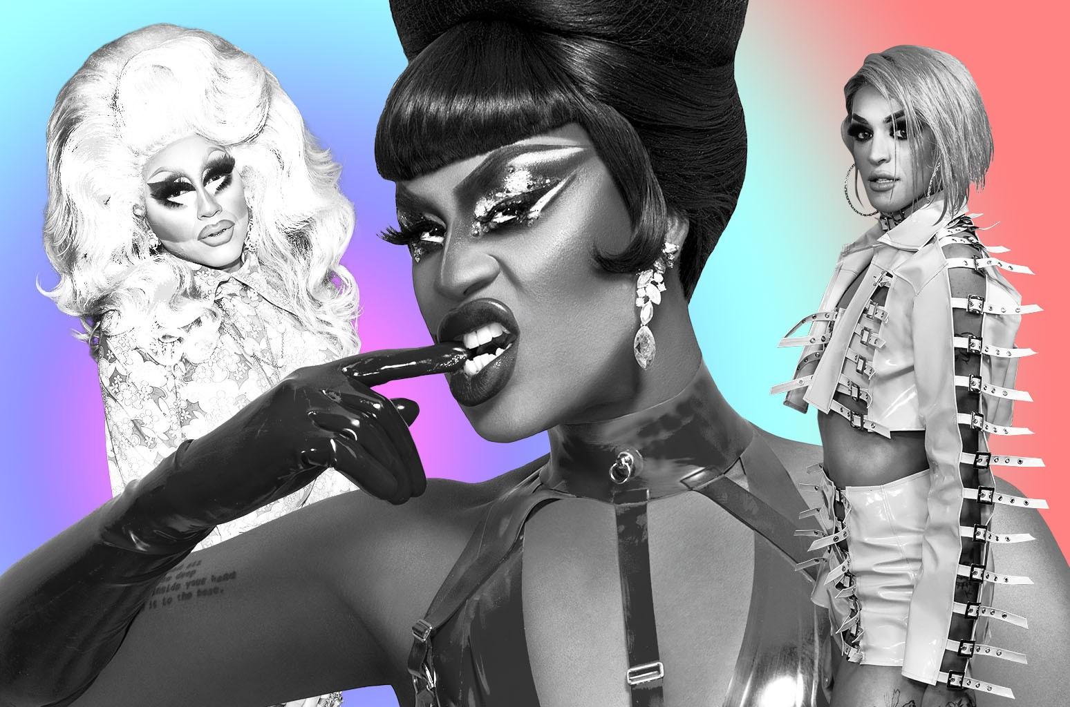 The 10 Best Drag Queen Music Videos Of 2018 Billboard Billboard