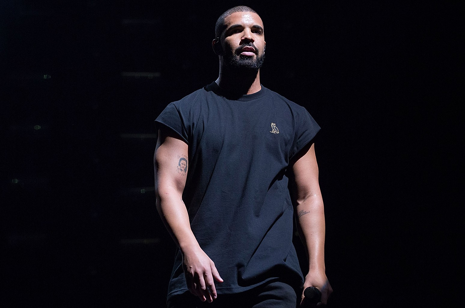 Drake performs at Austin City Limits Music Festival