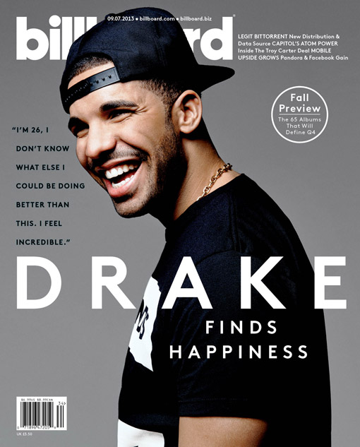 DRAKE BILLBOARD COVER