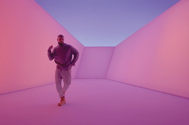 "Drake ""Hotline Bling"""