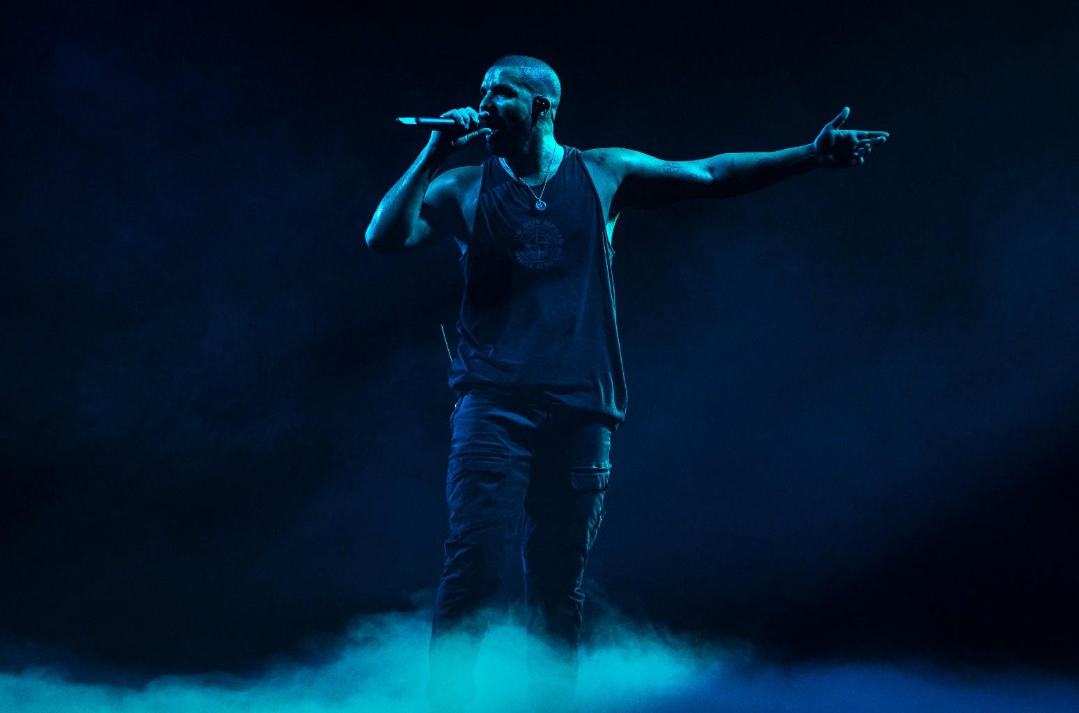 Drake, 2017