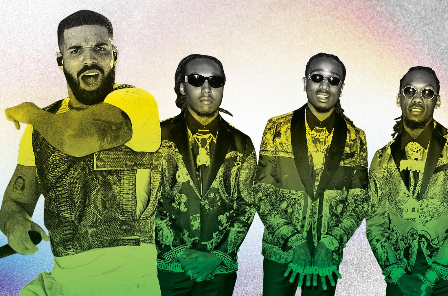 Drake & Migos