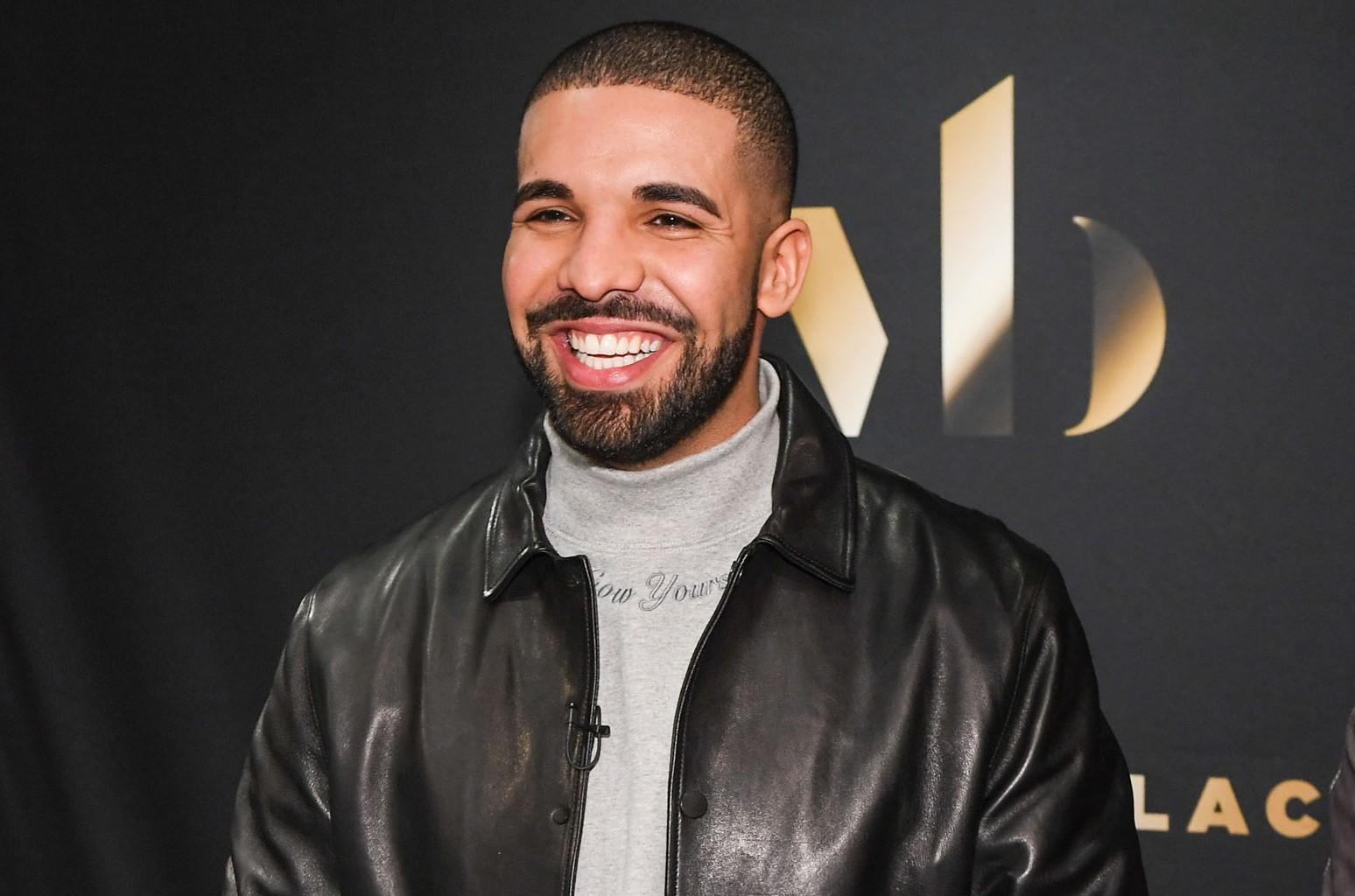 Drake in 2016
