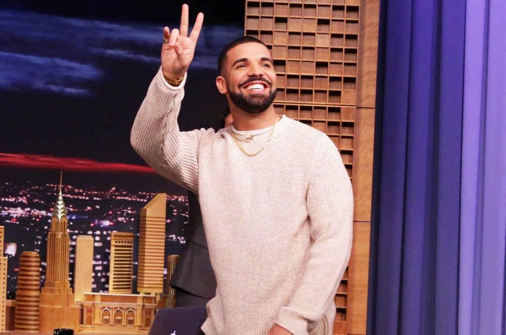 Drake appears on The Tonight Show Starring Jimmy Fallon?
