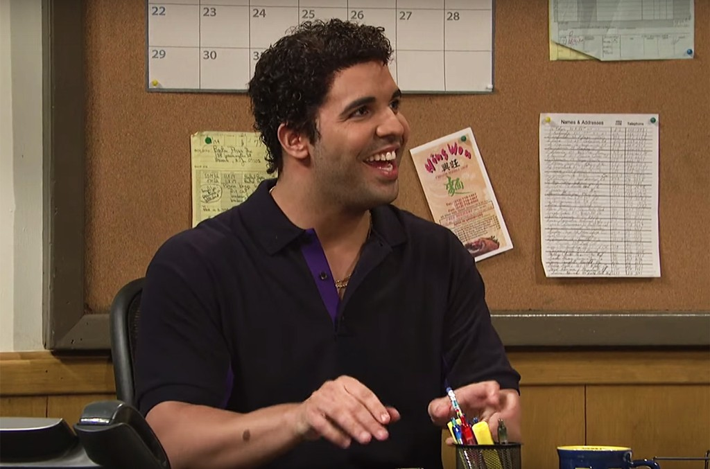 Drake on Saturday Night Live