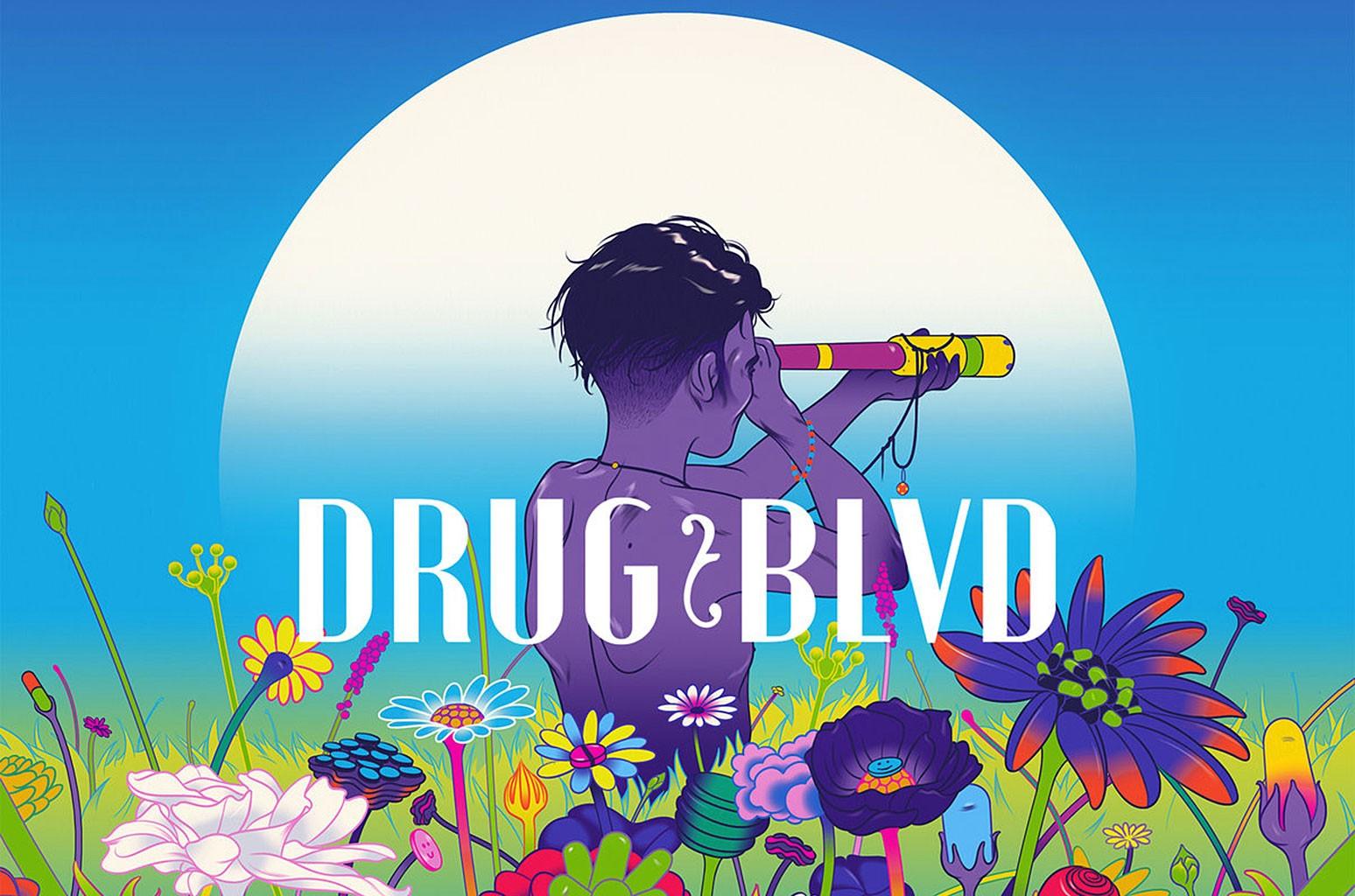 DRUG BLVD Album Art