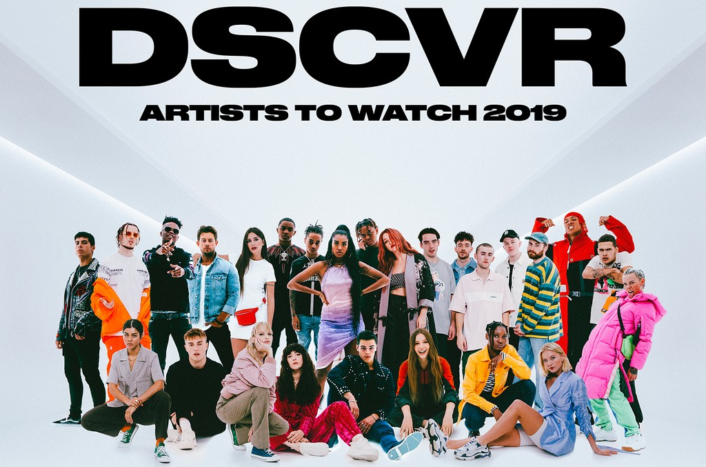 VEVO dscvr Artists To Watch 2019