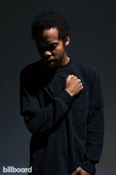 Earl Sweatshirt photographed on March 27, 2015 at Mill City Nights in Minneapolis, Minn.