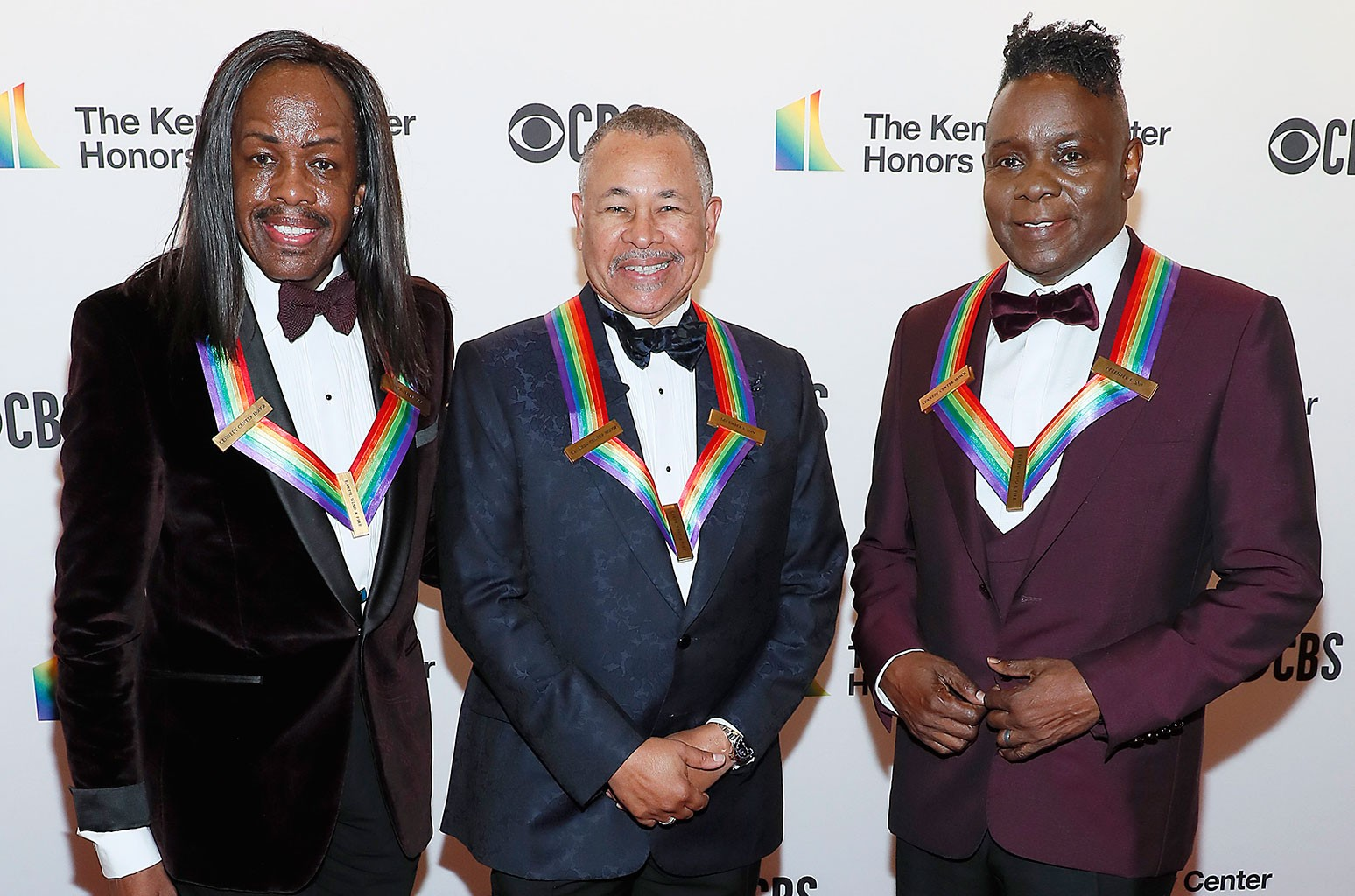 Earth, Wind & Fire Kennedy Center Honors