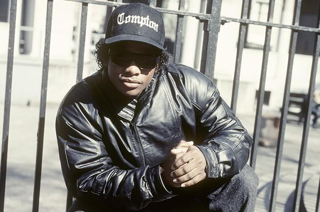 Eazy-E 1989