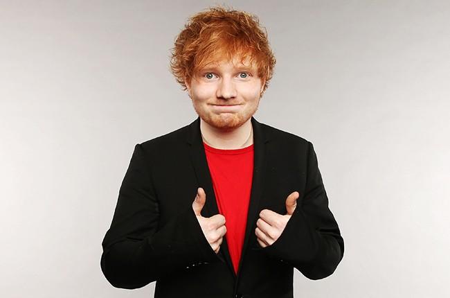 Ed Sheeran 2013