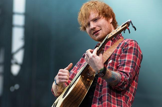 Ed Sheeran, 2014.