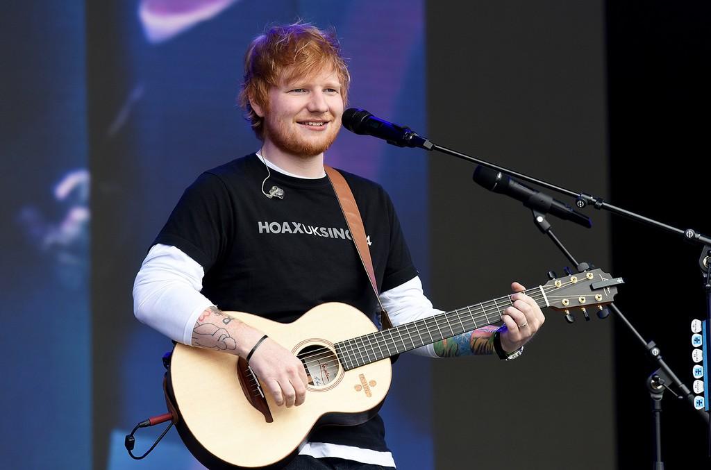 Ed Sheeran Gets A Happier Remix From Tiesto Listen Billboard