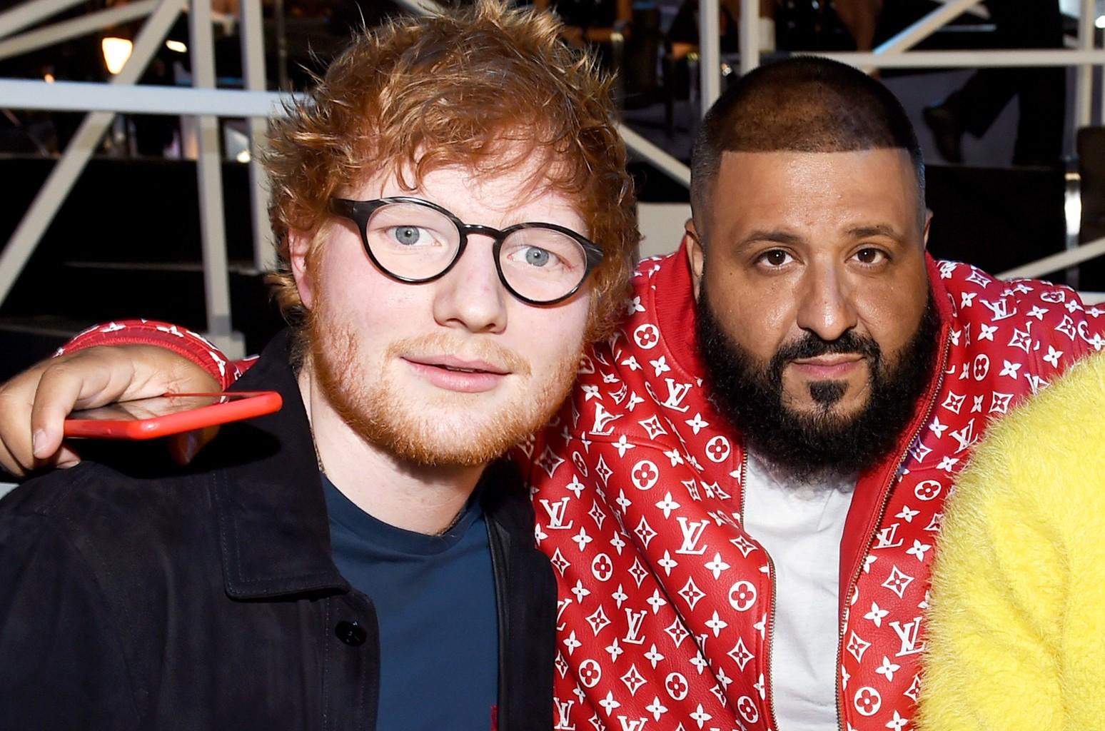 Ed Sheeran DJ Khaled