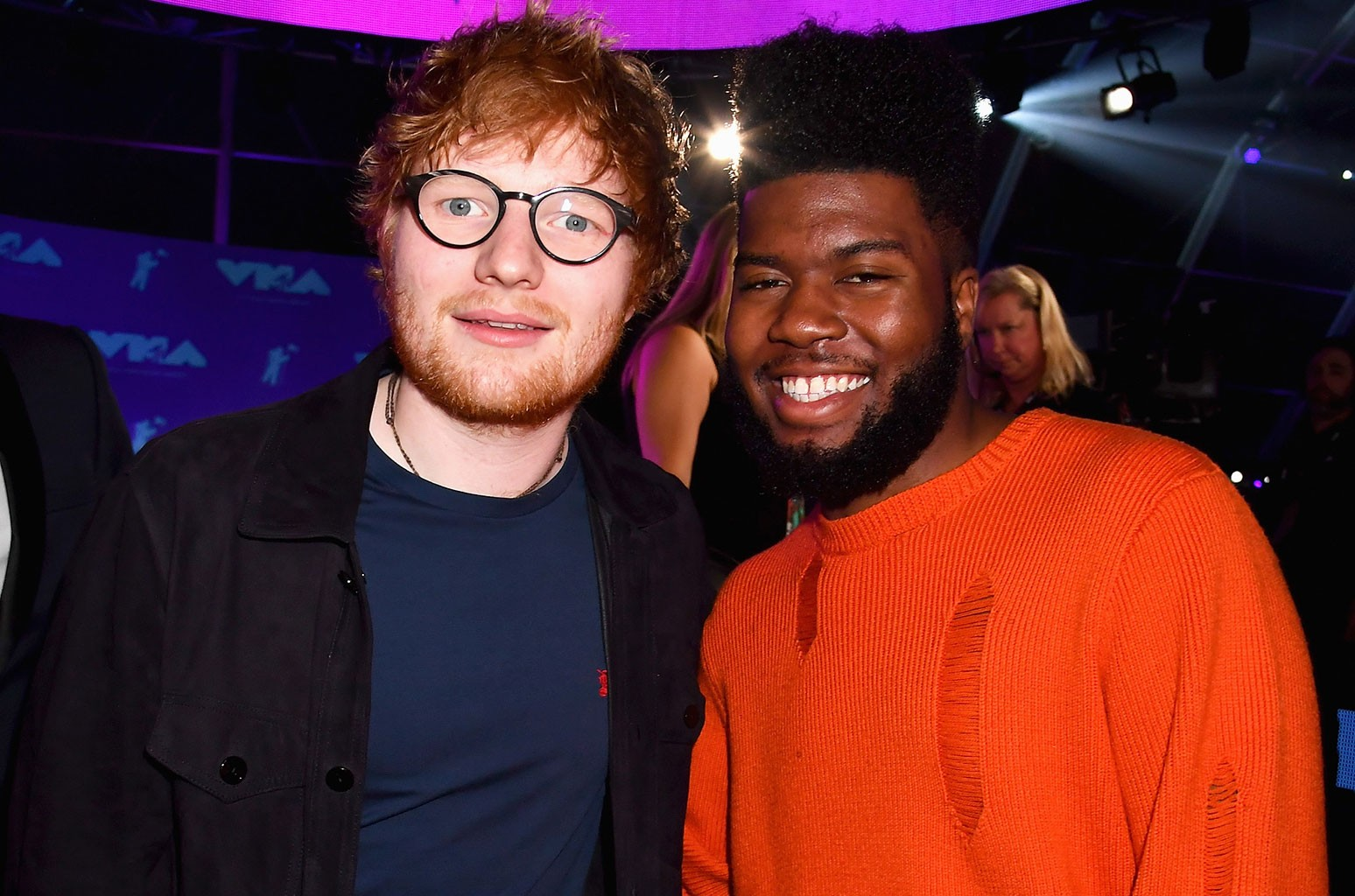 Ed Sheeran Teases Music Video For Beautiful People Feat Khalid Watch A Preview Billboard