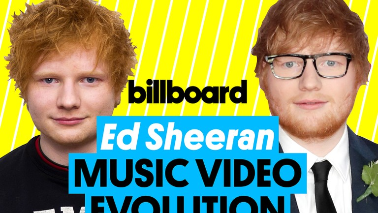 Every Ed Sheeran Music Video From 2006 To Today Watch His