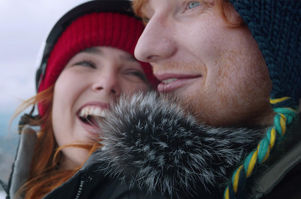 """Ed Sheeran, """"Perfect"""""""