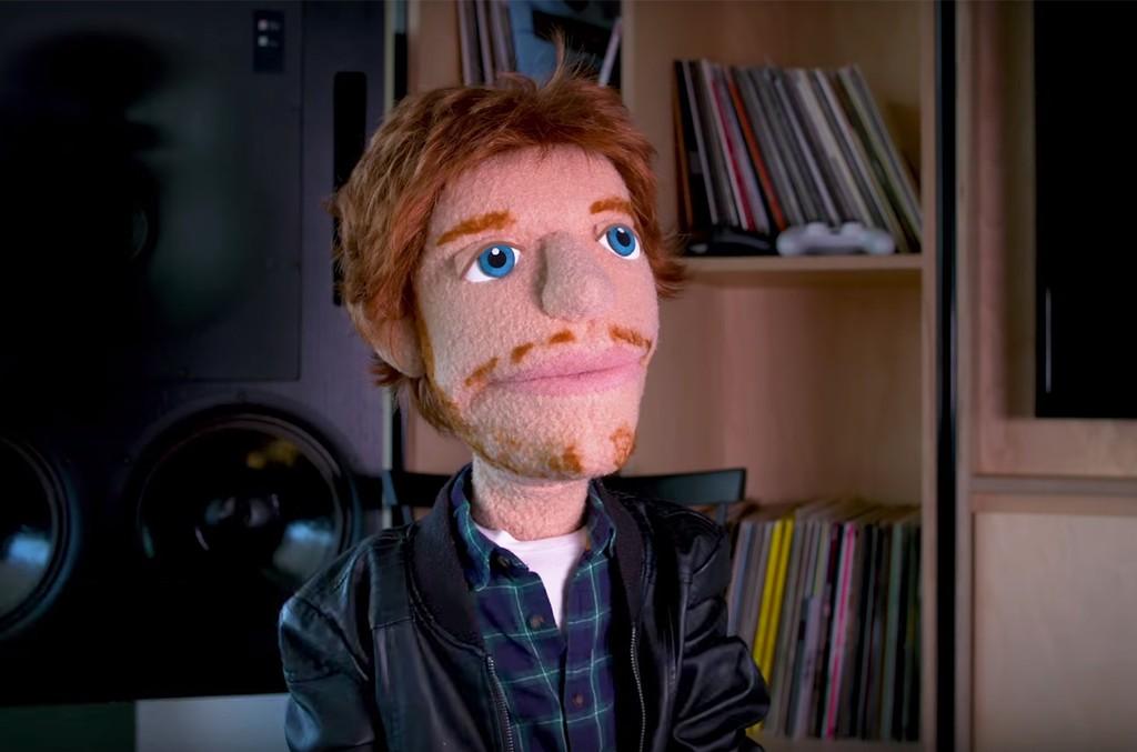Ed Sheeran S Puppet Talks Happier Video Reveals Next Album Is