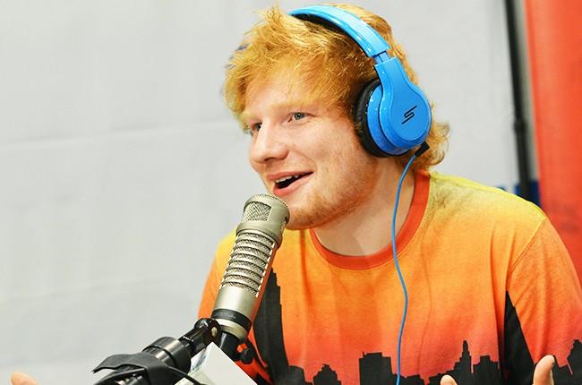 Ed Sheeran on the Radio, 2013