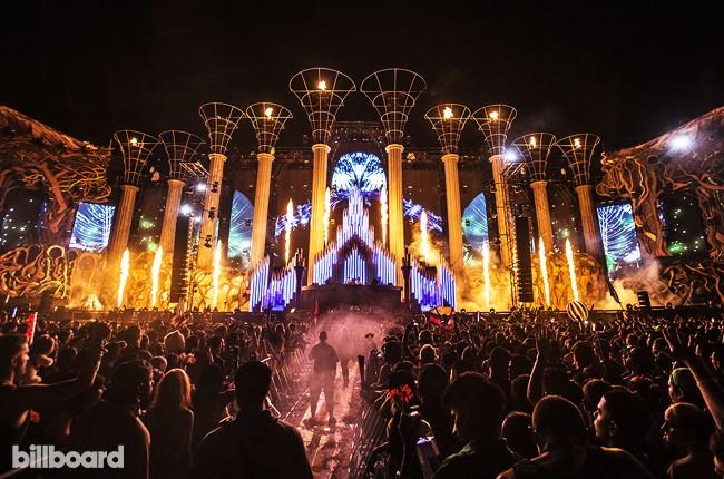 Axwell /\ Ingrosso at EDC Las Vegas 2014