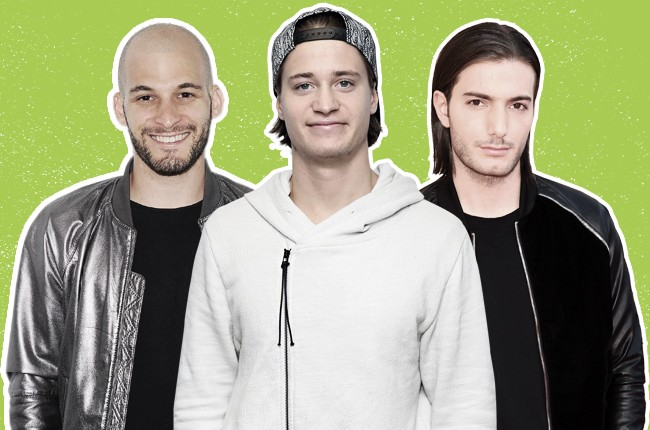 edm dance players on deck bubbling up 2015