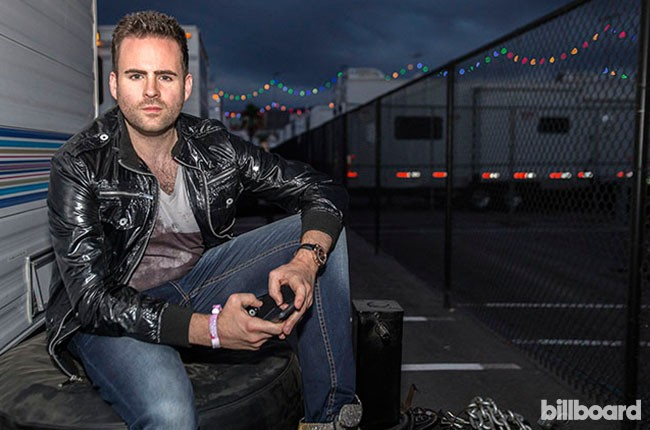 Gareth Emery at Electric Daisy Carnival Las Vegas 2014